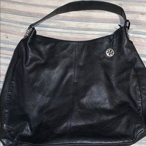 Leather Tory Burch Bag!